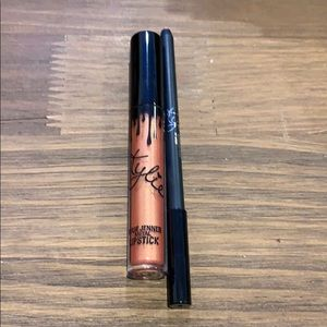 Kylie Cosmetics Metal Lip Kit - Midnight Kiss